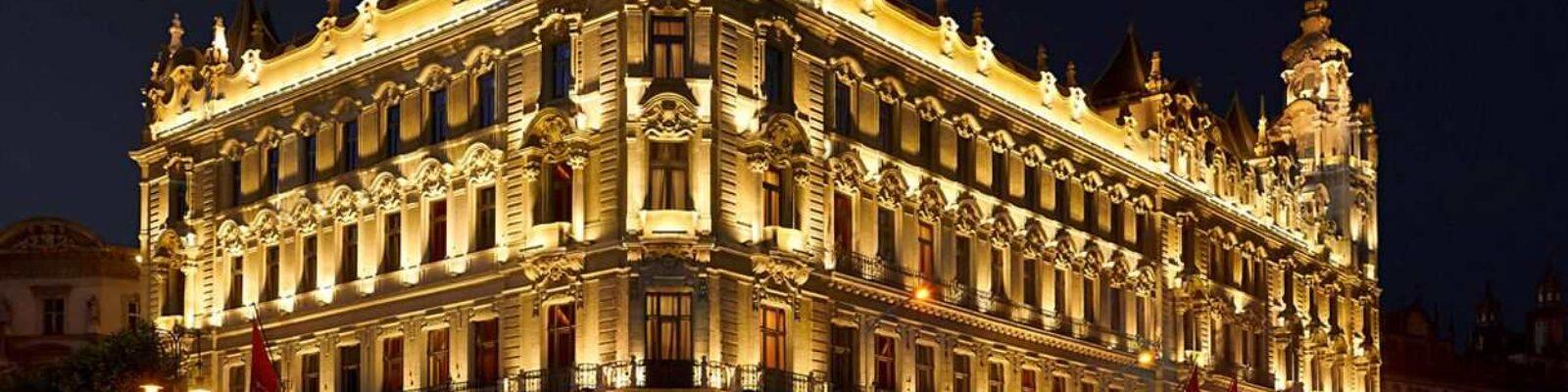 Hungary Budapest Klotild Palace