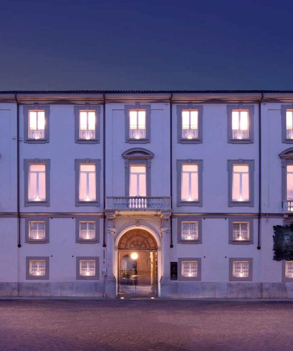 Alessandria Vetus Palace - main project view