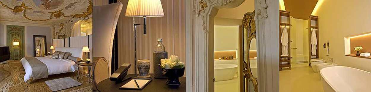 enezia Papadopoli Palace Aman Resorts - project view