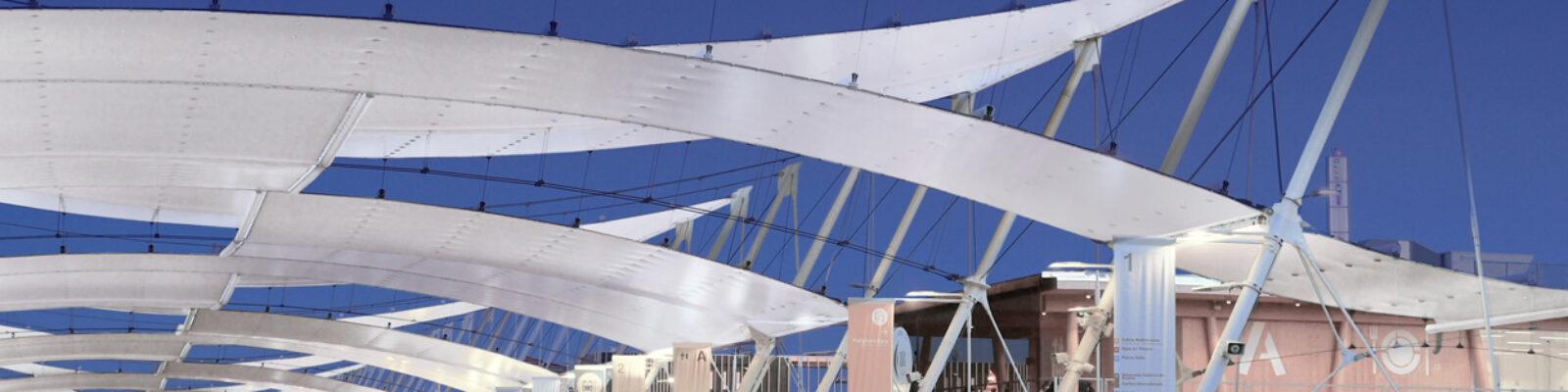 Expo 2015 in Milan Lighting Masterplan