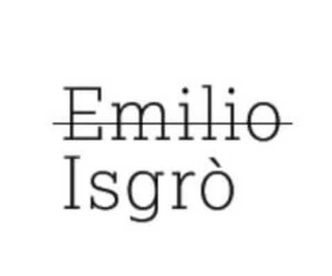 logo Emilio Isgrò - collaborations