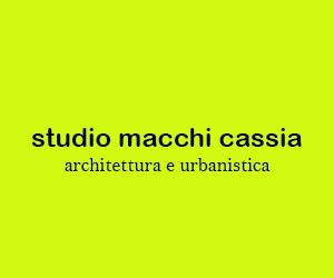 Logo Architetto Macchi Cassia - Architettura Urbanistica