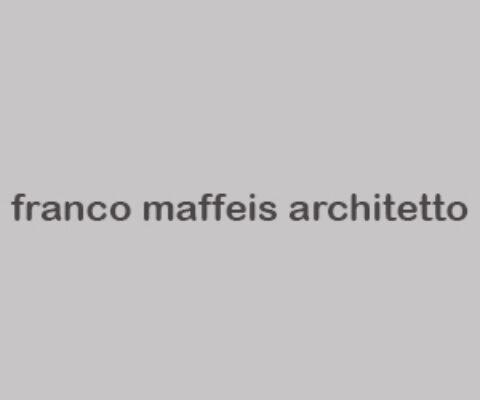 Architetto Franco Maffeis