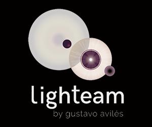 Logo Lighteam Gustavo Aviles