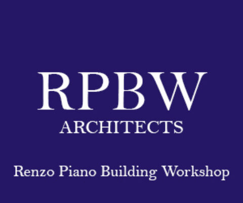 RPBW Architects - Renzo Piano Building Workshop