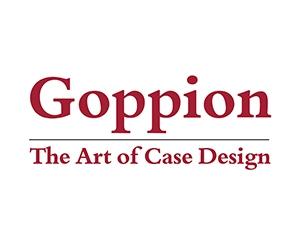 Logo Goppion - The Art of case Design