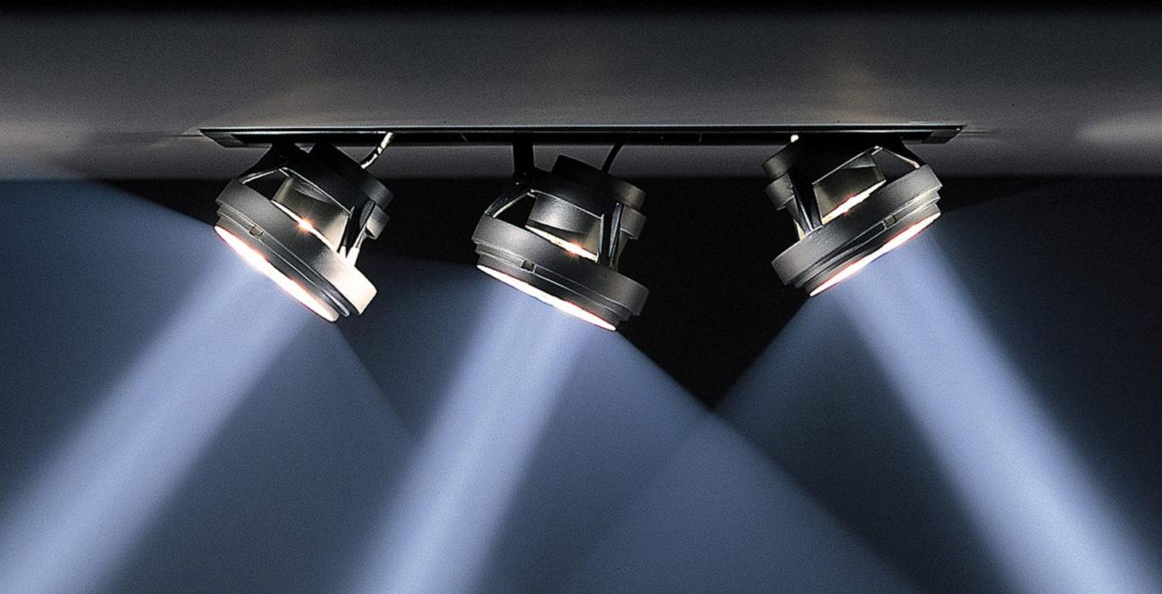 Cestello light beam frontal view