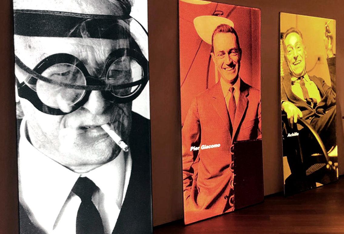 Castiglioni brothers exhibition