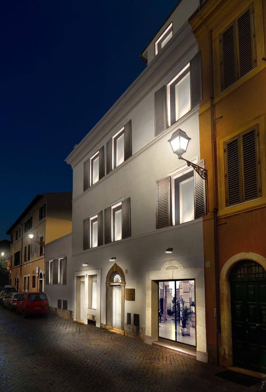Roma Trastevere Hotel & Spa