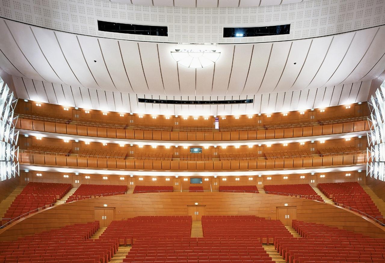 (2002 - Italy - Milan - Arcimboldi Theater - Auditorium)