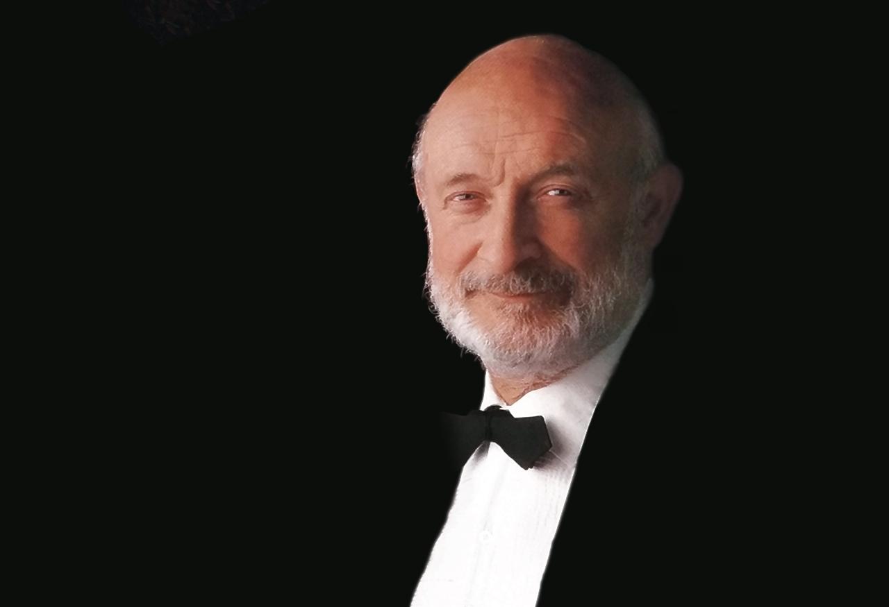 Vittorio Gregotti (portrait)