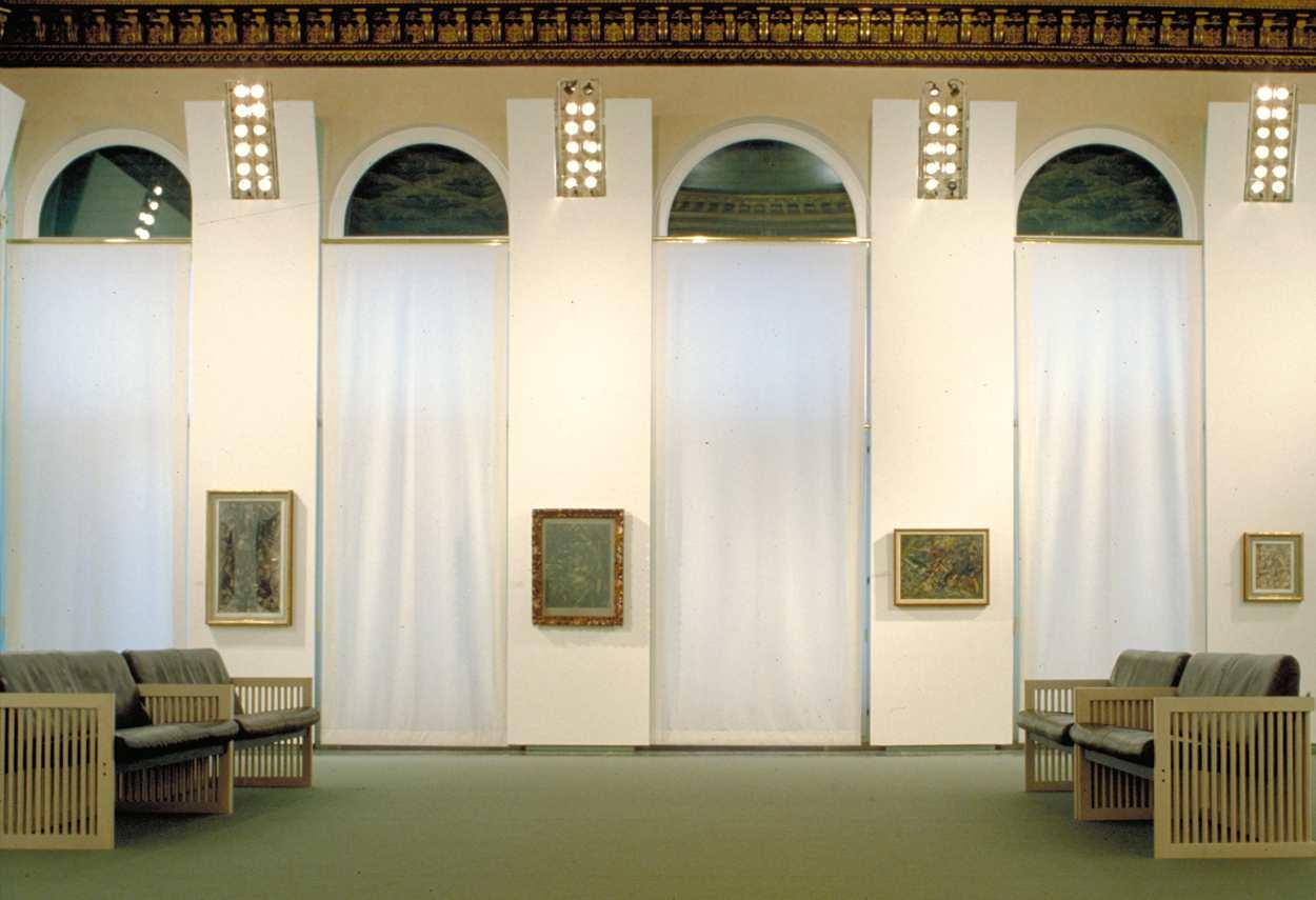Venice Grassi Palace illuminazione interna - master