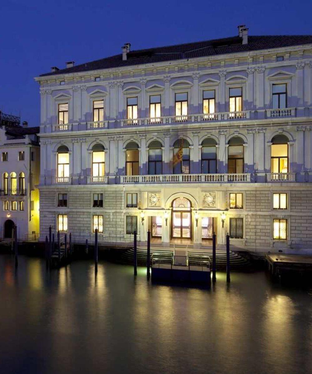 Venice Grassi Palace vista esterna - master