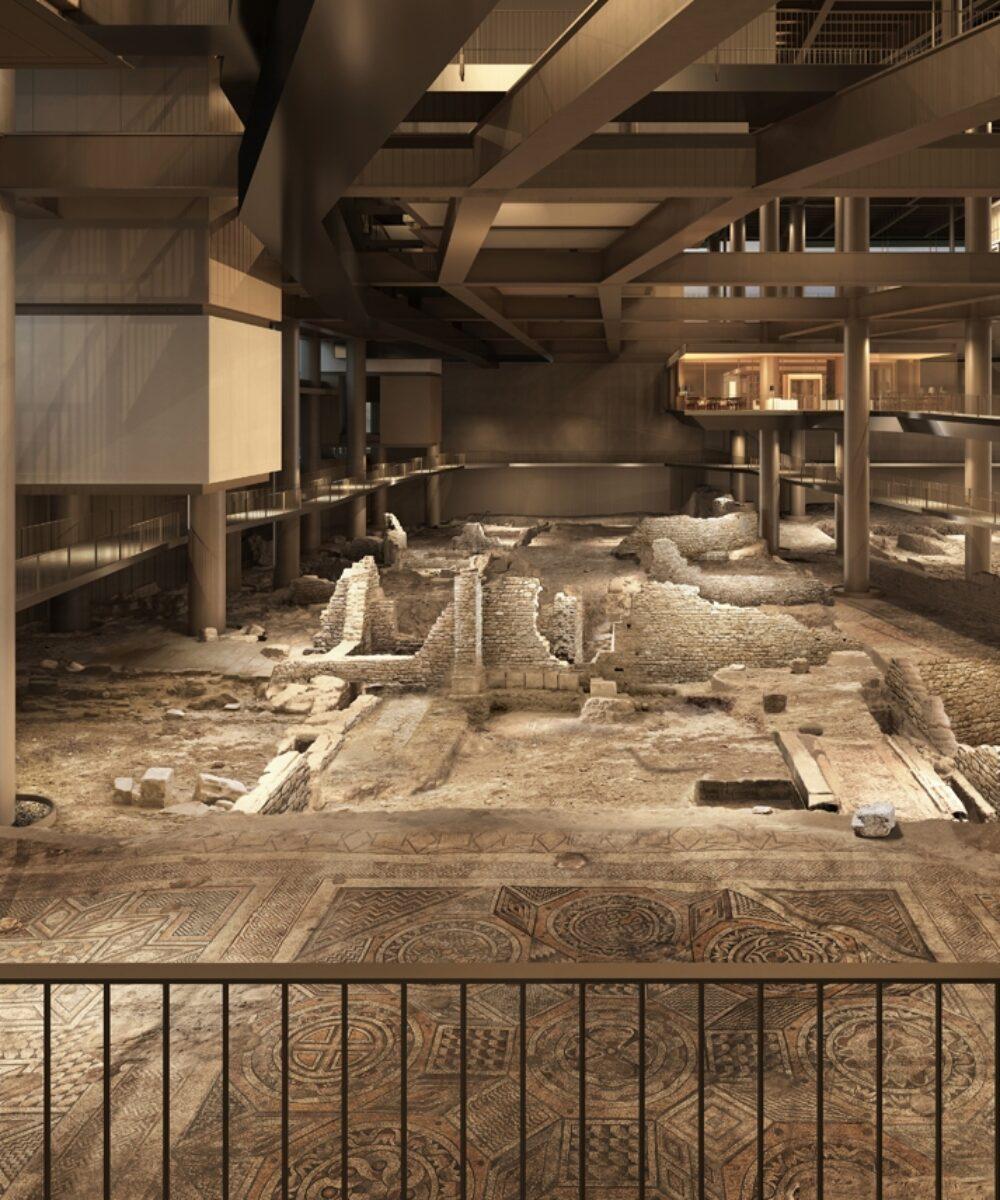 Antakya Museum Hotel - design luce