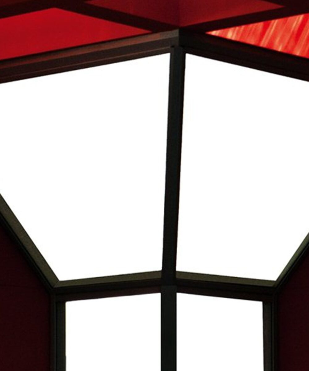 San Francesco Airport dettaglio vetrate - design luce