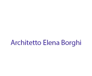 Logo Architetto Elena Borghi - collaborations