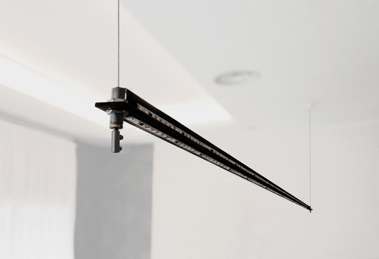 T-Line LED dettaglio - illuminazione design