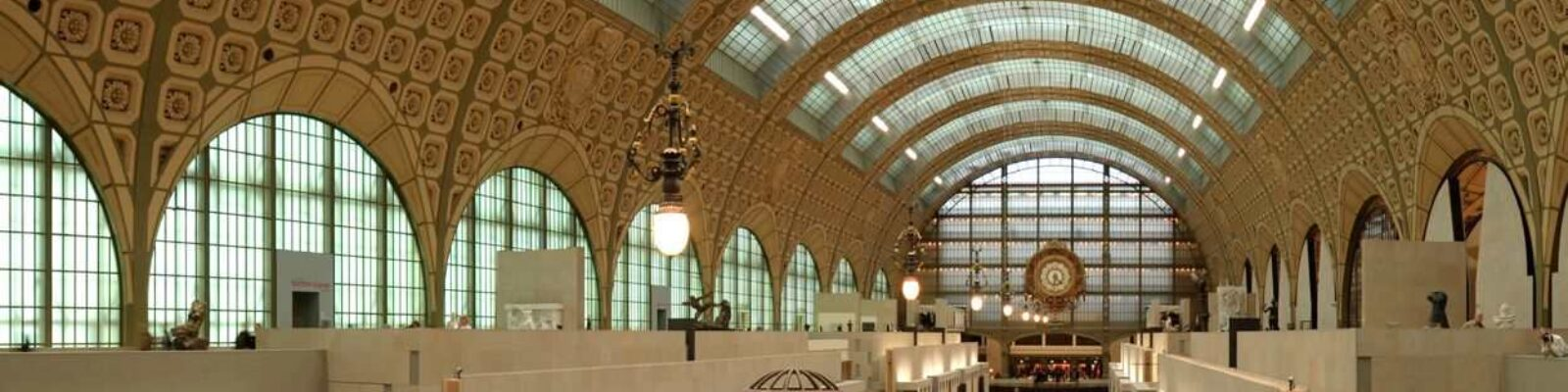 Museo D'orsay vista d'insieme - master architectural light design