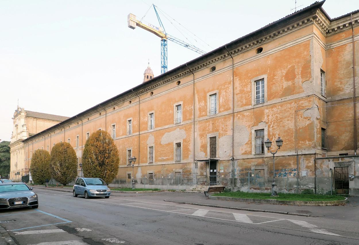 2019 | Italia | Fidenza | Centro di Cultura Europea Sigerico | Ex Collegio dei Gesuiti
