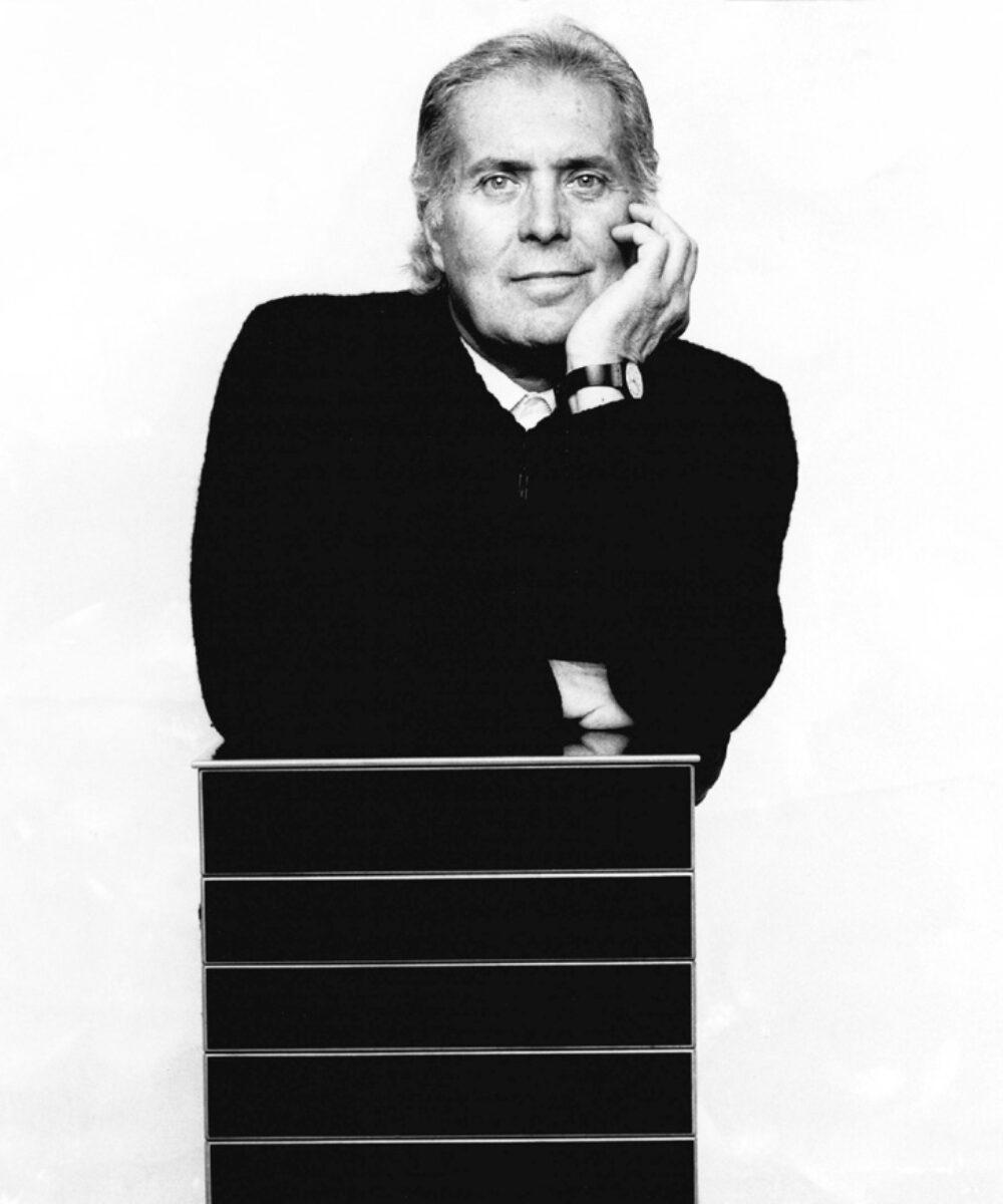 Foto in bianco e nero di Pierluigi Ghianda