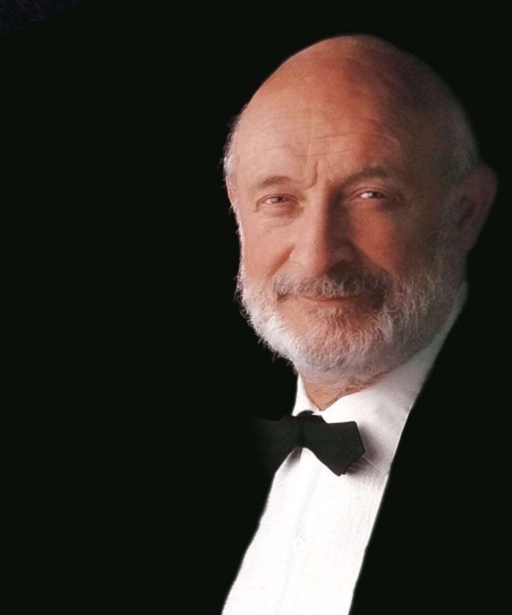 Vittorio Gregotti, foto a mezzo busto