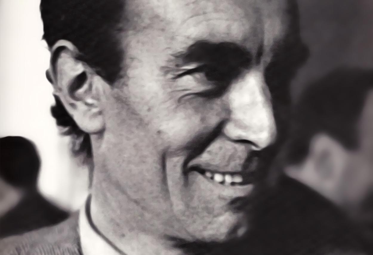Autoritratto di Vico Magistretti