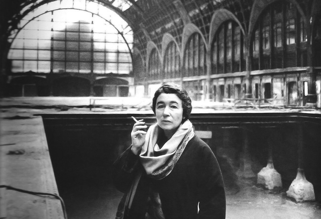 Gae Aulenti al Musee d'Orsay