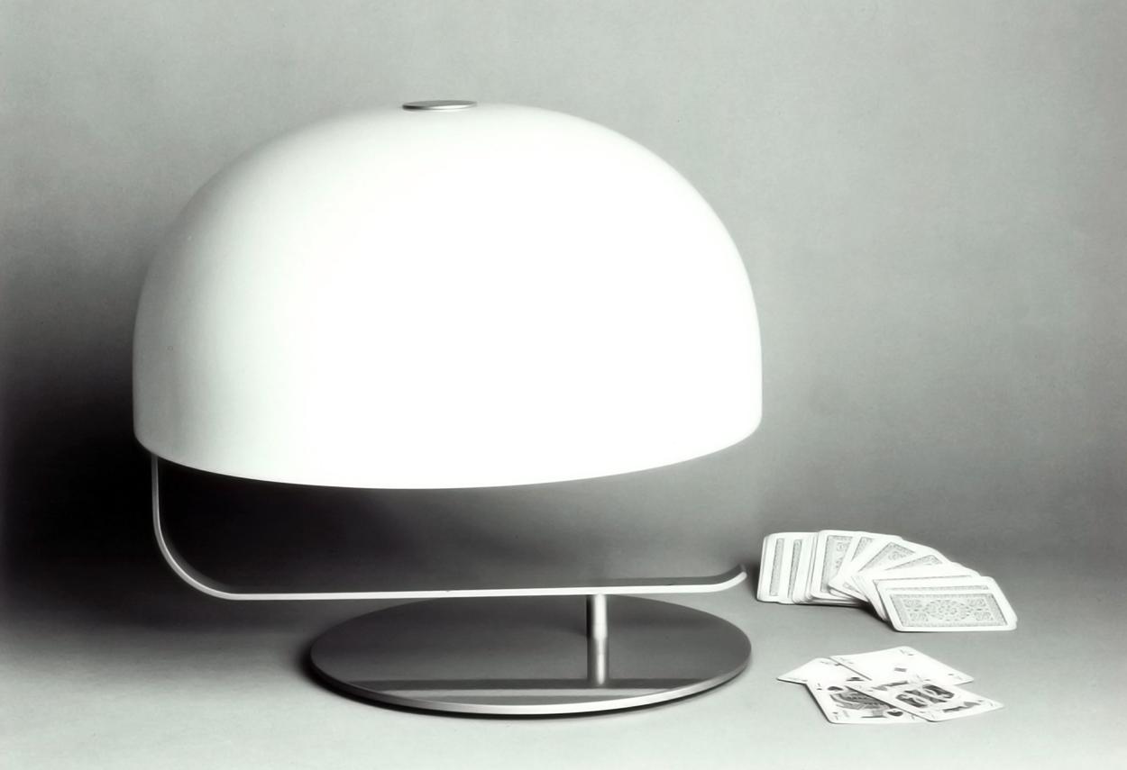 Vista di dettaglio della lampada da tavolo 275
