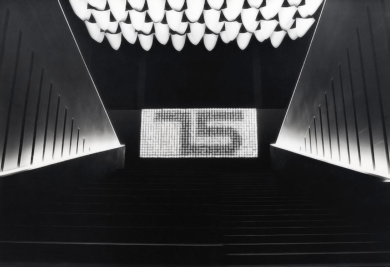 Ingresso della XV Triennale di Milano