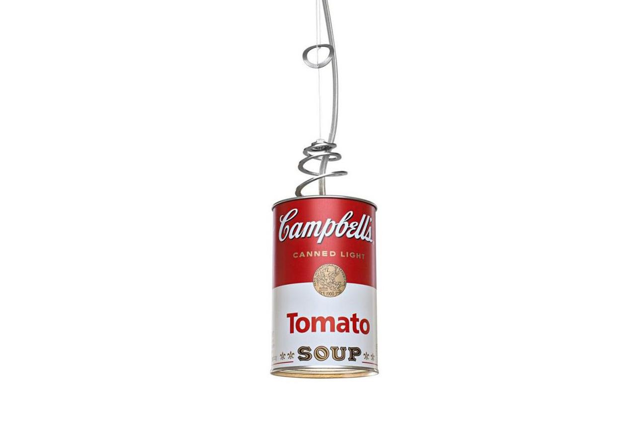 Canned Light, lampada a sospensione